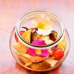 アナログ カフェ ラウンジ トーキョー - 季節のピクルス