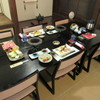 懐古乃宿萬作屋 - 料理写真:【夕食】セッティング♪