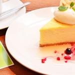 アナログ渋谷 - NYチーズケーキ