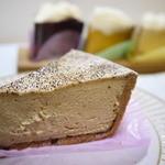 ルレ・デセール エスカルゴ - 料理写真:エスプレッソのチーズタルト