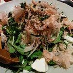 ダイニングレストラン楠 カンフォーラ - こんな大盛りで大丈夫かと思ったが、女子4人で楽々完食しました。