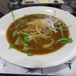 49358893 - 牛カリー麺2