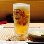 49359943 - 仕事終わりは生ビールでしょ♡