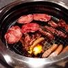 食道園 - 料理写真:タン塩❤︎ハラミ❤︎