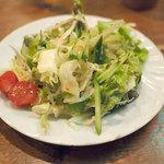 カウカウ - 料理写真:セットのサラダ