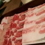 びじんや - 16.04:ハーブ豚三種
