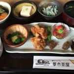 夢市茶屋 - ランチメニュー(¥1080)