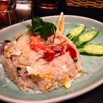 タイの食卓 オールドタイランド - カオパットクン!うますぎるっ!