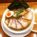 麺屋そのか - チャーシューメン930円(税込み)