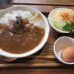 べべんこ - 【豊後牛カレー 1030円】