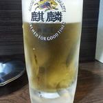 二十九代目 哲麺 - 淡麗生300円
