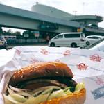 めかりパーキングエリア(上り線)スナックコーナー - 料理写真: