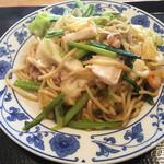中華料理 福禄 - 皿うどん=650円 税別
