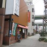 丸太屋総本店 - 店舗外観