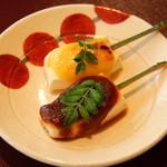 日本料理 竹内 - 豆腐