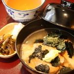 日本料理 竹内 - 鯛飯