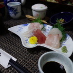 いと - 刺身定食¥960-