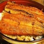 魚伊 - 料理写真:うな丼 特上