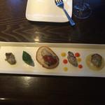 49372026 - 牡蠣の前菜