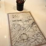100本のスプーン - 子供用お絵描きセット