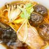 上野藪そば - 料理写真:きのこそば