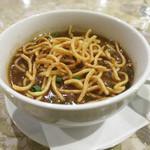インドヤレストラン - マンチョウスープ ハーフ 299円
