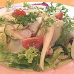 イタリア食堂 キャリー - タコ・セロリ・オクラ・ミョウガのマリネ
