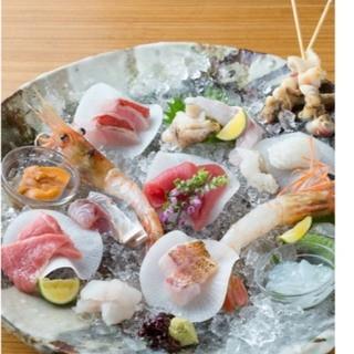 個室・掘りごたつ・お座敷あり。魚料理専門の居酒屋でご宴会