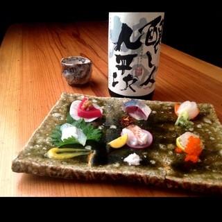 【歓送迎会に是非】3時間飲み放題・個室有。京都伏見の居酒屋