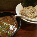 いつ樹 - 海老味噌チャーシューつけ麺