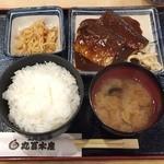 49381988 - とろサバ味噌煮定食840円
