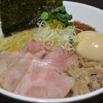 麺や勝治 - 料理写真:特製 青唐辛痛麺