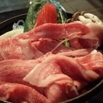前蔵 - 元祖綿菓子牛鍋