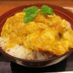 鶏三和 - 香草美水鶏鶏かつ丼