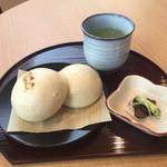 たむらや - 料理写真:160404 まんじゅうセット