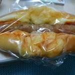 アルティザン - ソーセージパン