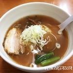 麺 えどや - 2016 玉子ラーメン780円