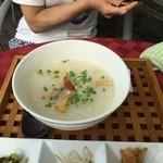 49389411 - 中華風鶏粥