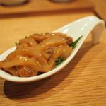 日本酒バル Chintara - 塩辛