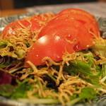 日本酒バル Chintara - サラダ