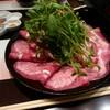 あざみ亭 - 料理写真:牛タン・・。