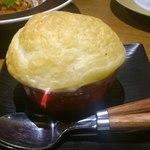 Halu - カニとホタテのクリーム仕立てパイ包み