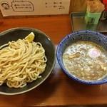 ジギー - つけ麺(800円)