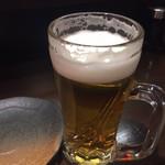 勘九郎 - 炭焼 勘九郎:ビール