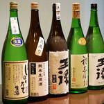 がっしょ出雲 - 季節の出雲地酒も多数ご用意