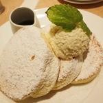 幸せのパンケーキ - ・「幸せのパンケーキ(\1100)」