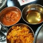 スパイシータンドール - ビリヤニ&バタチキ&スパイシースープ
