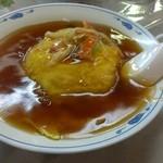 平成 - 料理写真:天津飯 500円
