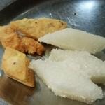 スパイシータンドール - インドのお菓子