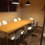 café PARK DELI - 12名様まで収容可能な個室